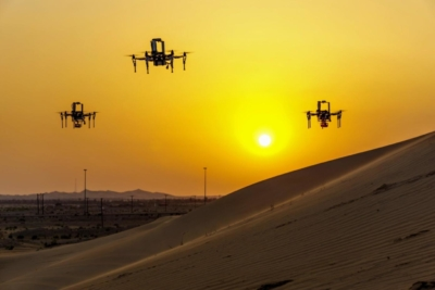 捷克研發探測輻射無人機 效率比傳統方法高約百倍
