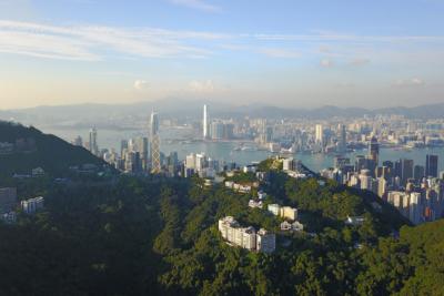 香港郊野公園範圍可否航拍? 漁護署這樣回答!