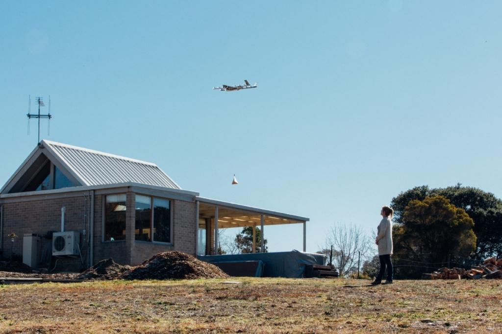 Wing 無人機配送量增 500% 最多人買糧食和曾被瘋搶的⋯⋯