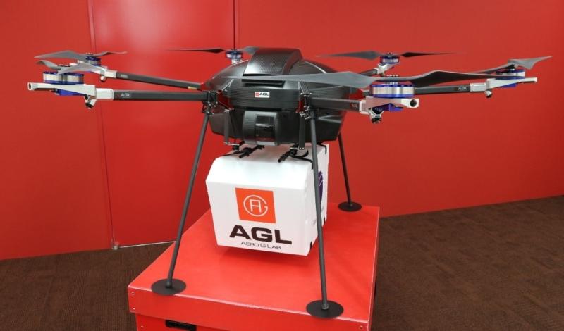 初創企業研「純日製」混能無人機 續航 3 小時 飛距可達 120 公里