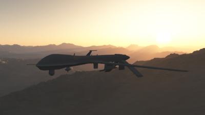 台空軍擬向美購 4 架 MQ-9 收割者無人機 預算超過 50 億