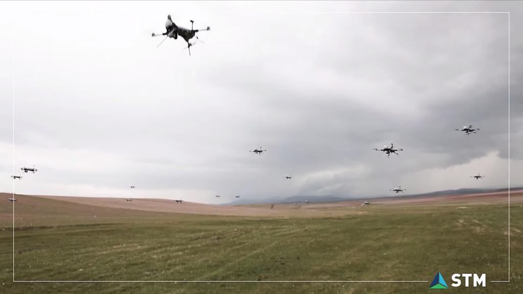 可群襲兼具人臉識別功能 500「敢死隊」無人機交土耳其軍方