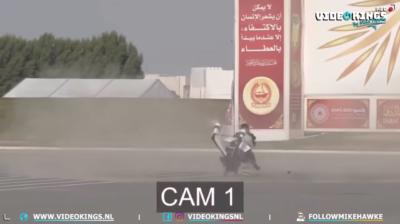 杜拜警用 Hoverbike 測試片段流出 起飛不久即「連人帶機」撞地