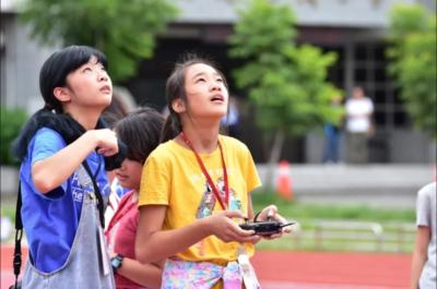 偏鄉孩童學習空拍、訪談 以影像記錄家鄉之美