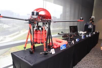 新科技協助救災 專家講解救援無人機應用
