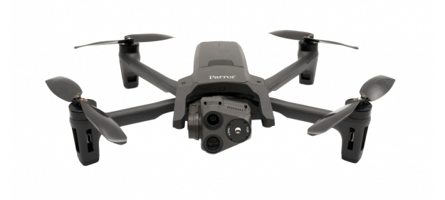 美國製造、32X 變焦鏡頭 Parrot 發表 ANAFI USA 工業級無人機