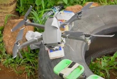 墨西哥販毒集團用無人機綁炸藥 向敵方發動「自殺式」襲擊