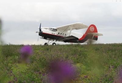 最大起飛重量達 5.25 噸! 順豐大型無人機首次載貨由寧夏飛抵內蒙古