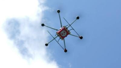 Foodpanda 新加坡測試無人機送餐 為海員送上熱騰騰炸雞