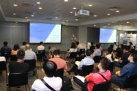無人機講座專家分享:災後管理與務實應用資料蒐集
