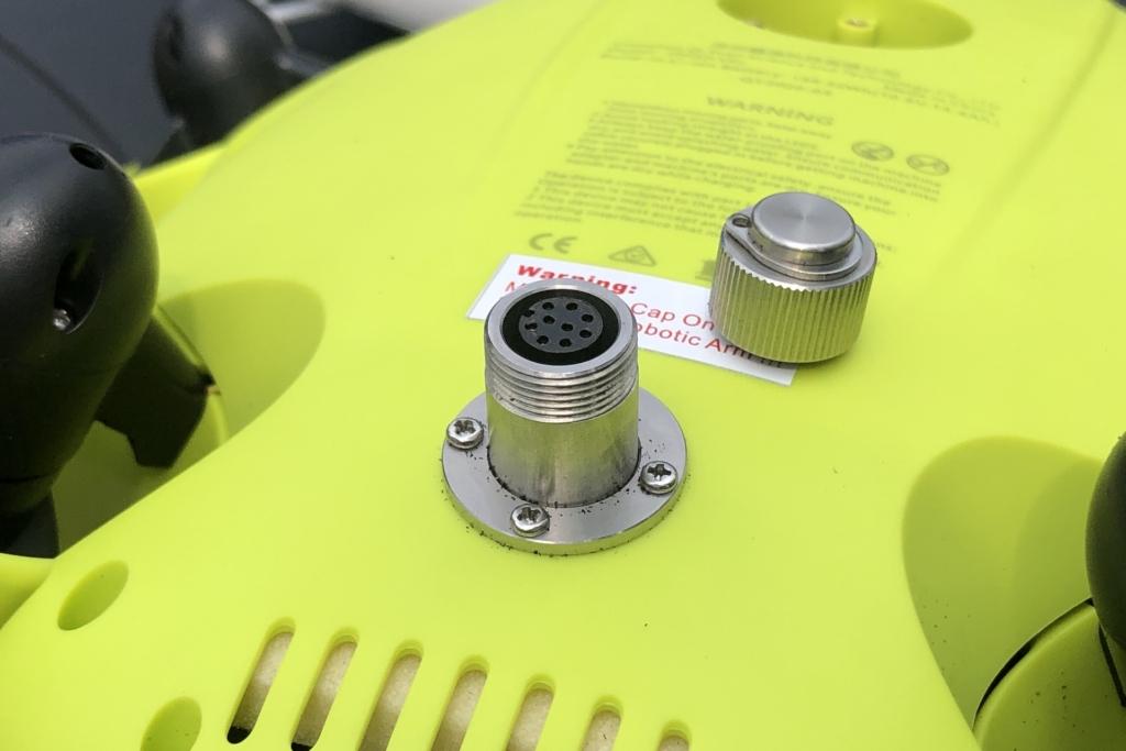 最強機械蛙人! 實測 QYSEA 水下無人機 FIFISH V6s 機械臂提升作業能力