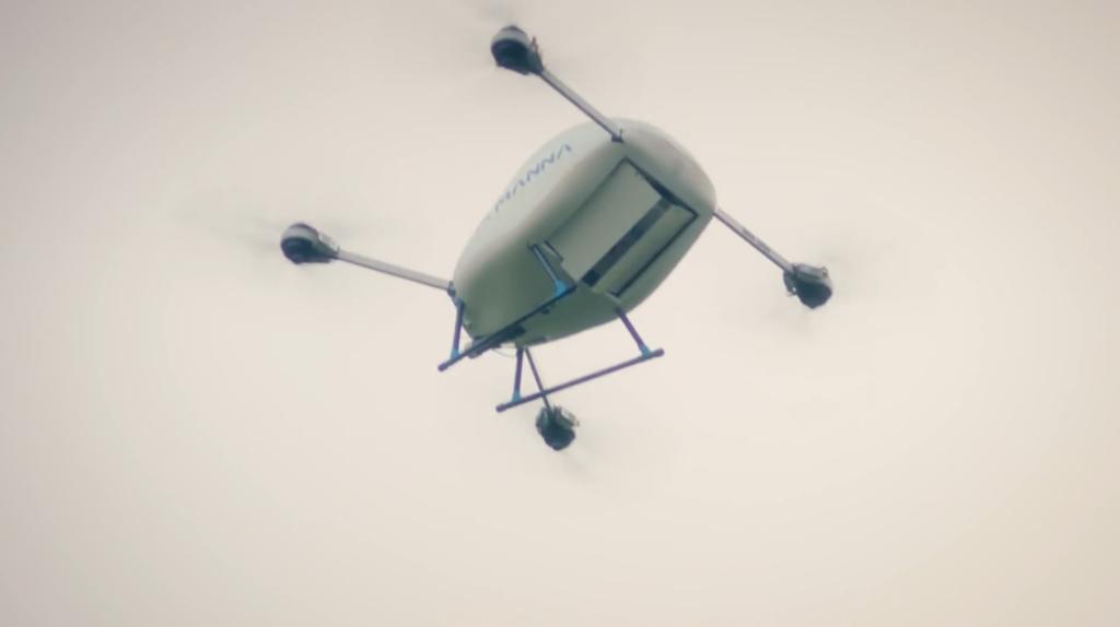 英國最大超商 Tesco 試驗無人機送貨 冀下單後一小時內完成宅配