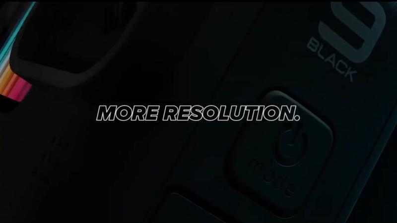 GoPro 正式官宣將在 16 日推出 Hero 9 Black 賣點包括更高解析度