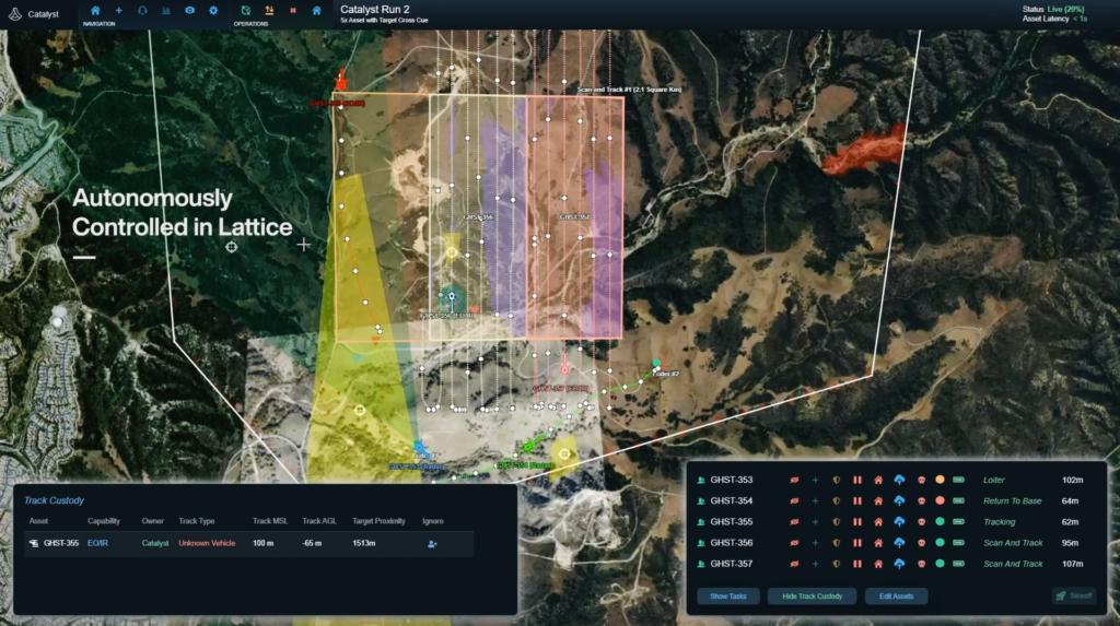 美國防公司 Anduril 推自主飛行無人機 Ghost 4 續航 100 分鐘而且夠靜