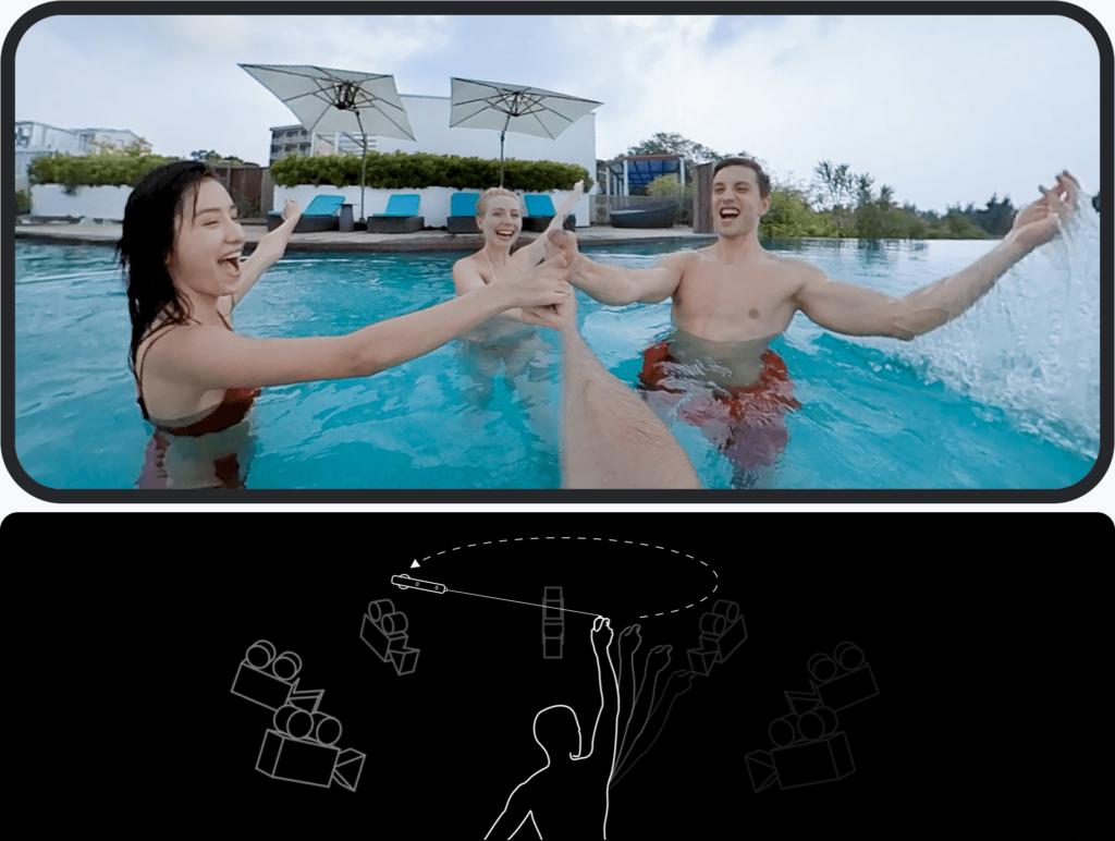 對撼 DJI Pocket 2? Insta360 推 One X2 運動相機 具備觸控螢幕