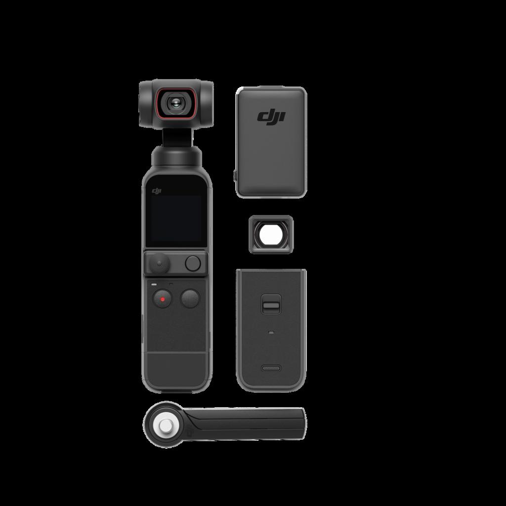 DJI Pocket 上手速試體驗:鏡頭更廣角 雲台控制更直觀 收音更立體