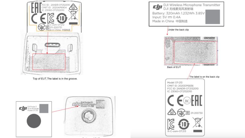 DJI 雲台相機 Pocket 2 即將面世? 還會推出無線麥克風模塊?