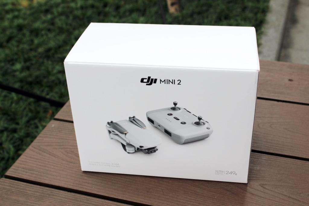DJI Mini 2 暢飛版開箱 實測更多拍攝功能