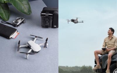 DJI Mini 2 上市搶客群? Mavic Air 2 仍憑 5 個優勢值得被擁有