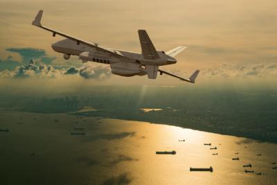 美正式決定向台出售 4 架「海上衛士」無人機 中方:嚴重違反一中原則