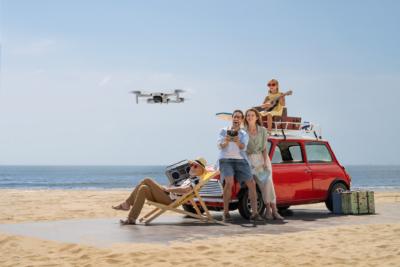 DJI 正式發佈 Mini 2 航拍機 4K 拍攝 10 公里圖傳 支援手機快傳