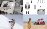 更多 DJI Mini 2 諜照流出 網傳 11 月 4 日開賣 可拍攝 RAW 檔照片