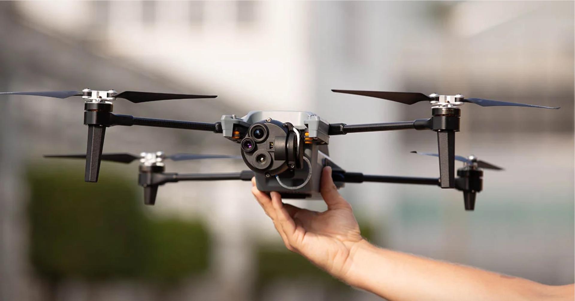 熱成像技術巨頭 FLIR 收購 Altavian 鞏固無人機解決方案實力