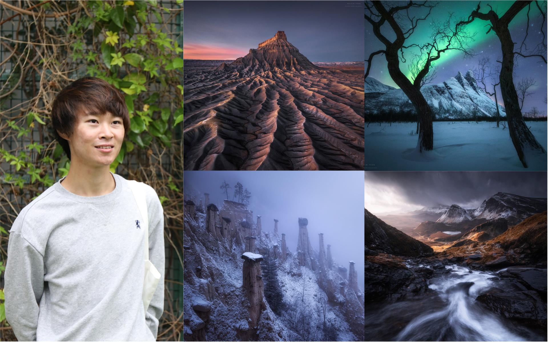 上集:港產國際年度風景攝影師 袁斯樂細說獲獎作品背後故事
