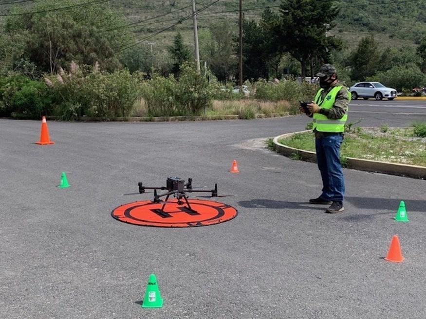 墨西哥警方借力無人機執法 部分城市犯罪率大跌 4 成