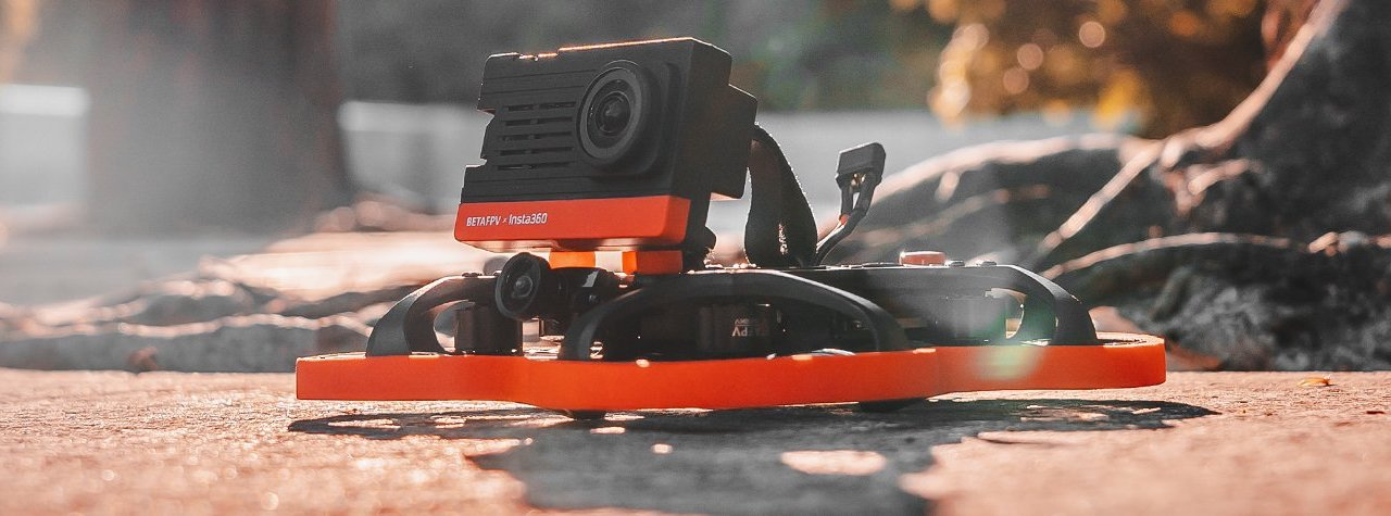 專為 FPV 穿越機而設! Insta360 夥 BetaFPV 推出 SMO 4K 超輕運動相機