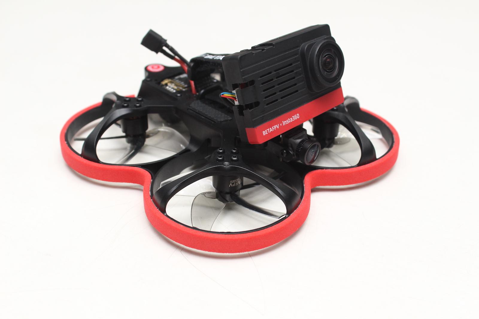 實機開箱 BETAFPV X Insta360 SMO 4K 運動相機