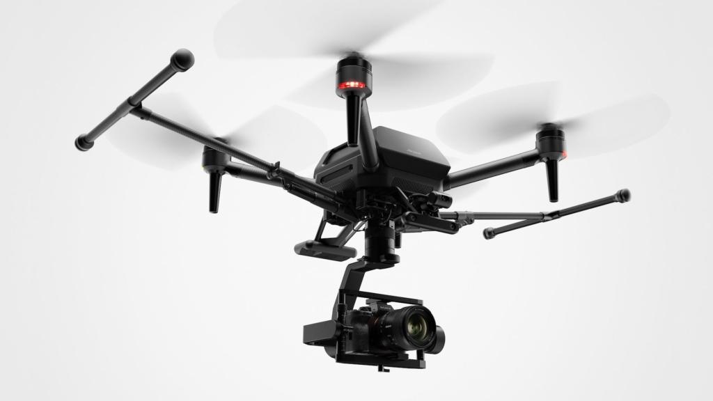 Sony 終於曝光 Airpeak 無人機 可負載 Alpha 無反相機