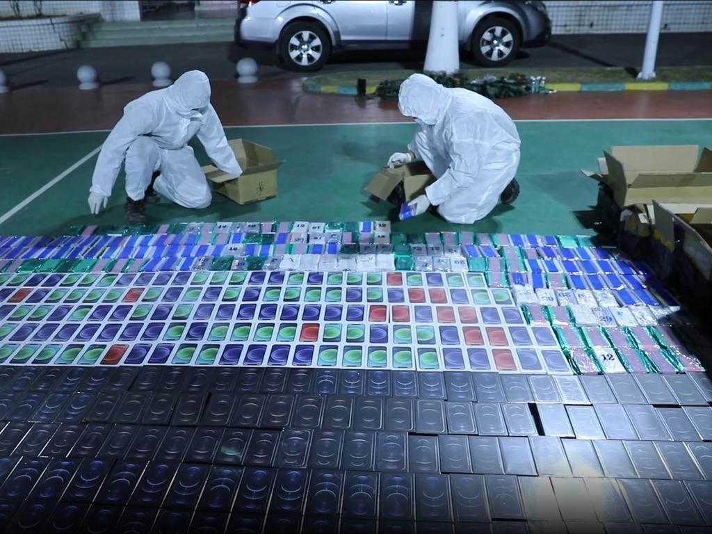 深圳破獲無人機牽繩索走私案 檢千萬港元新 iPhone、電腦記憶體