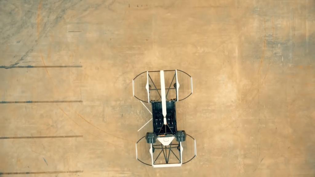 Hoversurf 測試空中計程車 Hover 首批預計今年投入生產