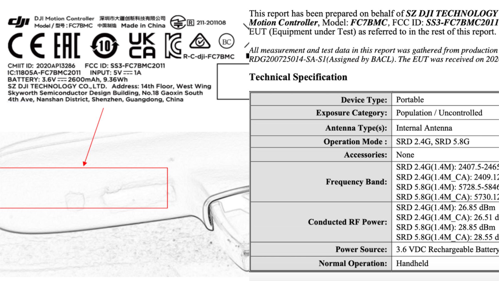 DJI 又有新產品提交 FCC 文件 原是這款遙控器