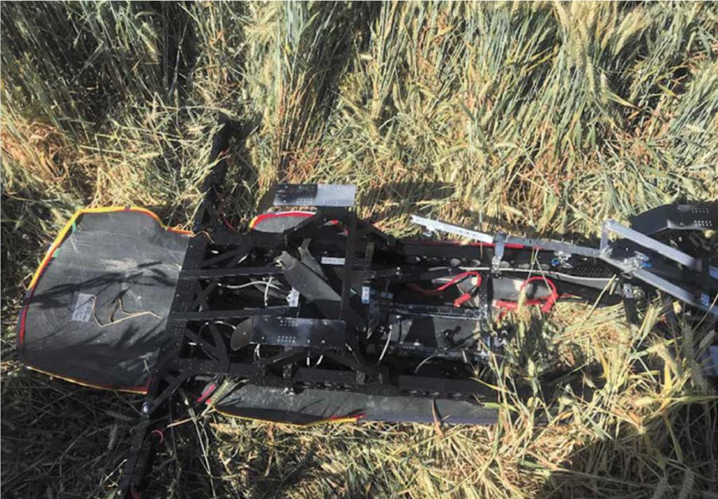 210 磅「飛天賽車」Airspeeder Mk II 失控墜毀 英調查局:製造質量差