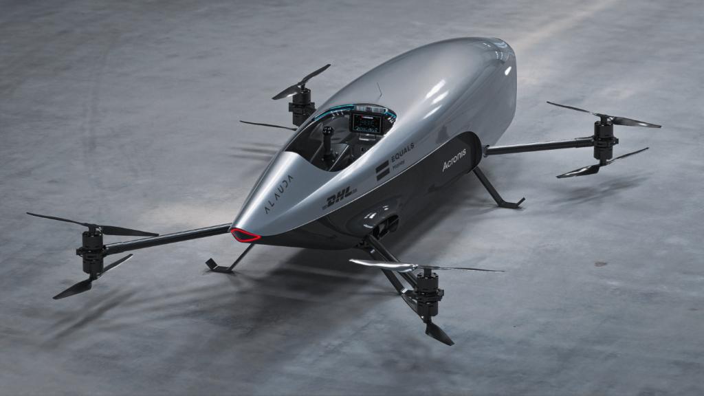 210 磅「飛天賽車」Airspeeder Mk2 失控墜毀 英調查局:製造質量差