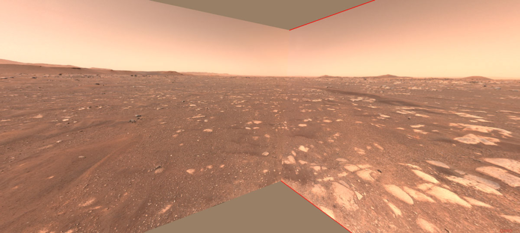 火星探測無人機「機智號」部署首次飛行 需克服引力大氣低溫等極限環境