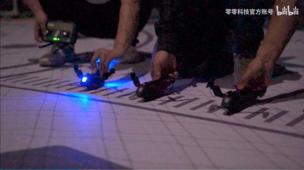 零零科技推微型雙旋翼 AI 無人機 F-Birdie 可多台對決