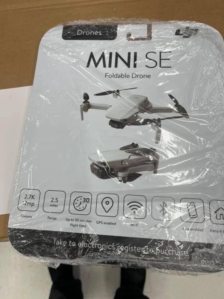 第一代 Mini 搭配 Mini 2 新遙控! DJI 重新包裝推出 Mini SE 吸客?