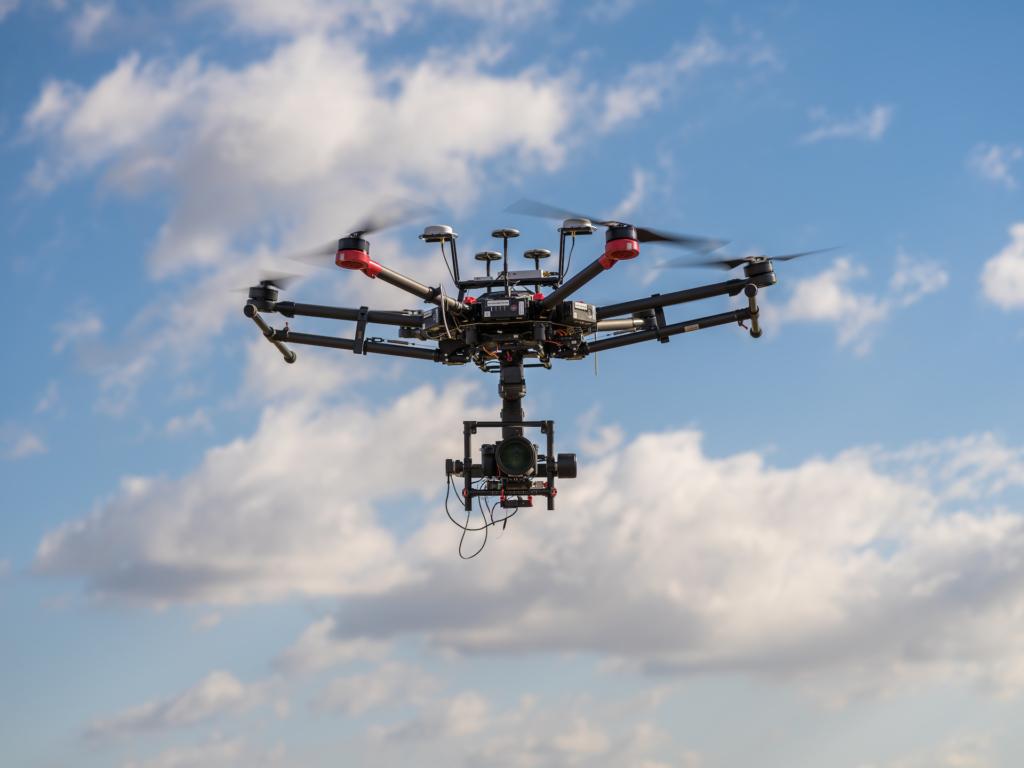兩 DJI 無人機通過審查獲「解禁」 美國防部:建議使用