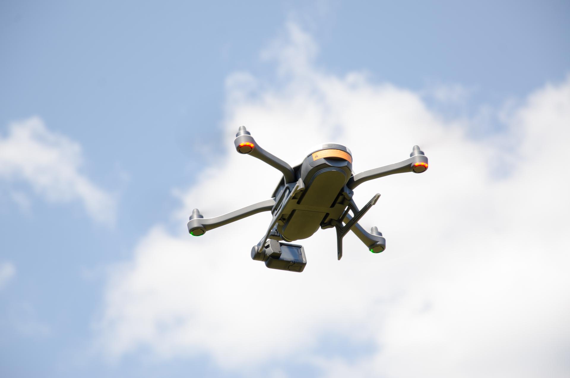 GoPro 取得無人機消噪技術專利 預示將有機會重返航空市場?