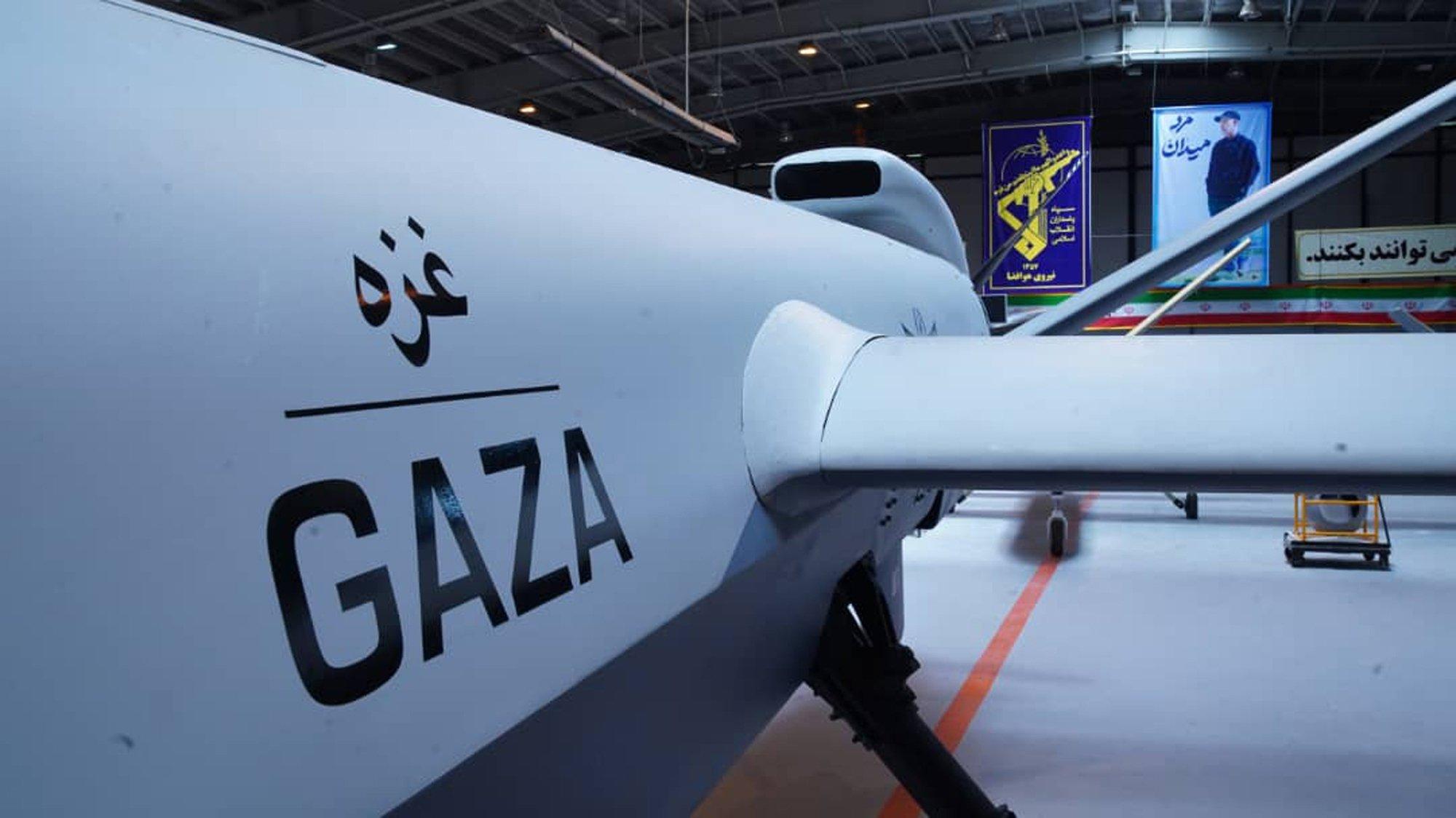 伊朗革命衛隊聲稱擁有可飛行 7 千公里之新型無人機 你相信嗎?