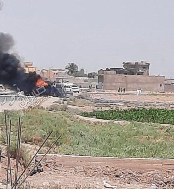 美軍無人機發導彈突襲伊朗支持民兵卡車 傷亡說法不一