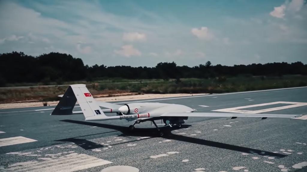 烏克蘭接收首架土耳其製武裝無人機 完成驗收測試後交海軍